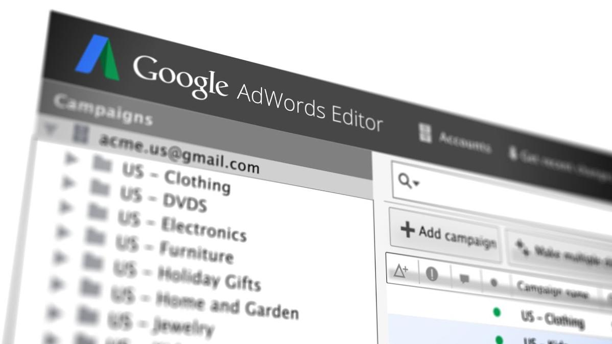 How to use Word Excel and Adwords Editor to make bulk changes?